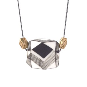 Abby Seymour Triple-Rhombus-Porcelain-Bead-Necklace-01