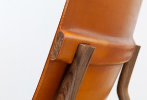 Settlers Chair detail by Jon Goulder