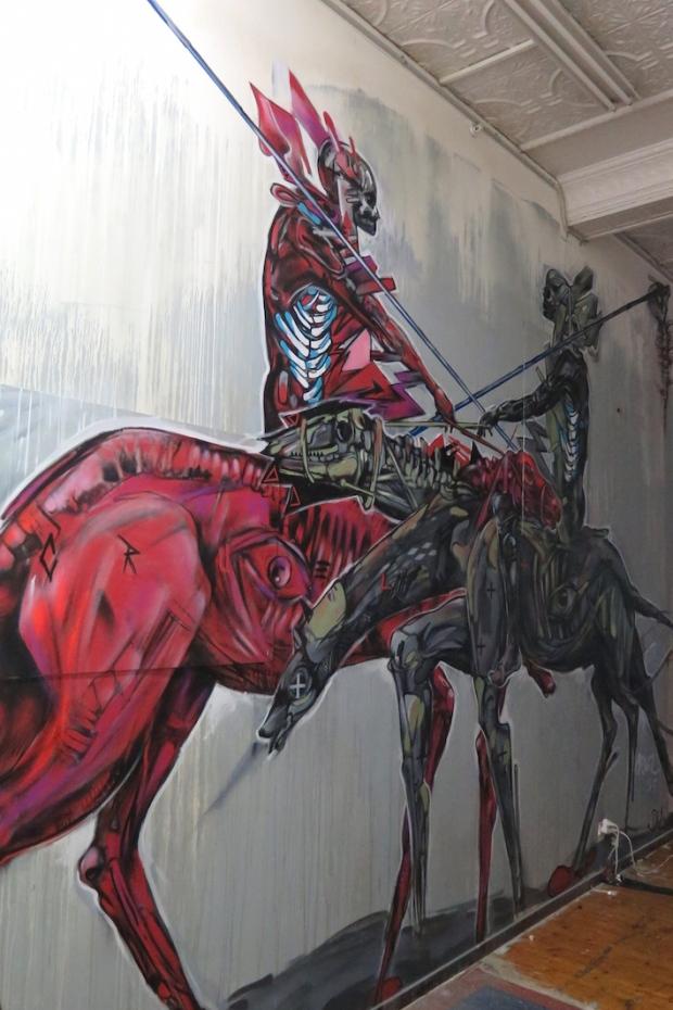 Warriors by Cezary Stulgis