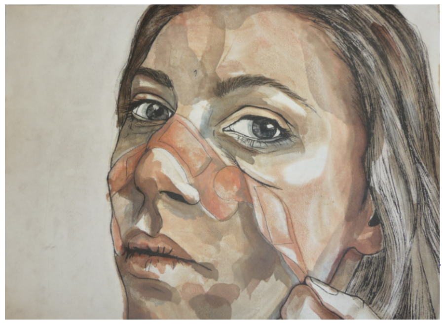 About Face by Emily Blom at Collate Culture