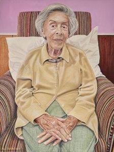Judy Cassab - Portrait of an Artist by Filippa Buttitta